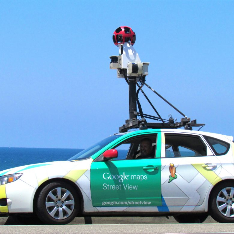 Google Street View arrive en Belgique