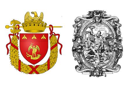 blasons - premiers logos