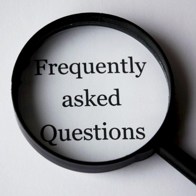 FAQ : Les questions qui sont fréquemment posées à une agence web