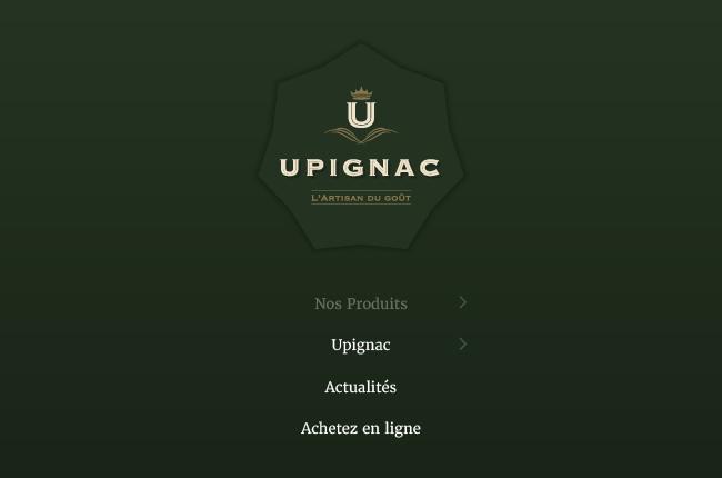 Nouvelle identité visuelle pour Upignac