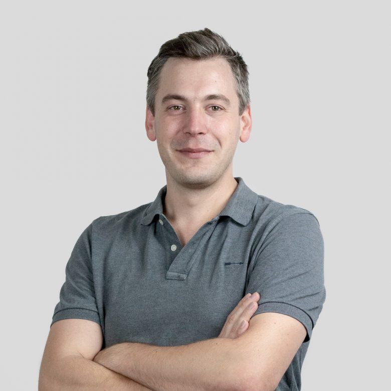 Ruben Pieraerts, co-fondateur et manager
